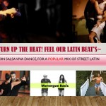 Street Latin Mix Workshop